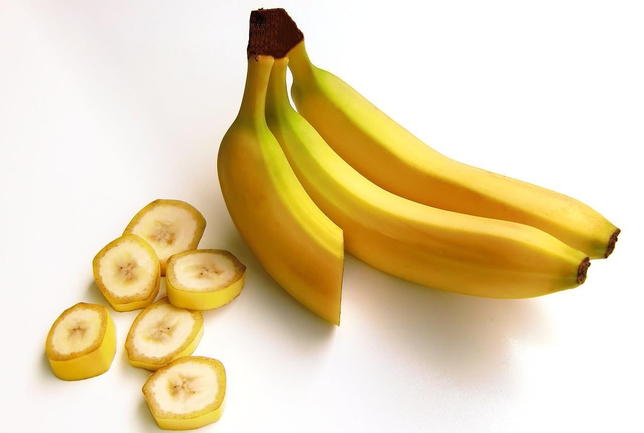 Los plátanos son imprescindibles
