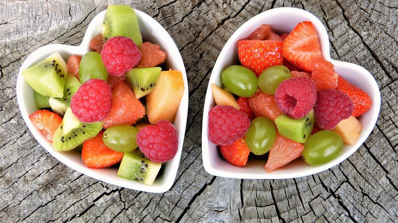Comer frutas y verduras difícilmente engorda