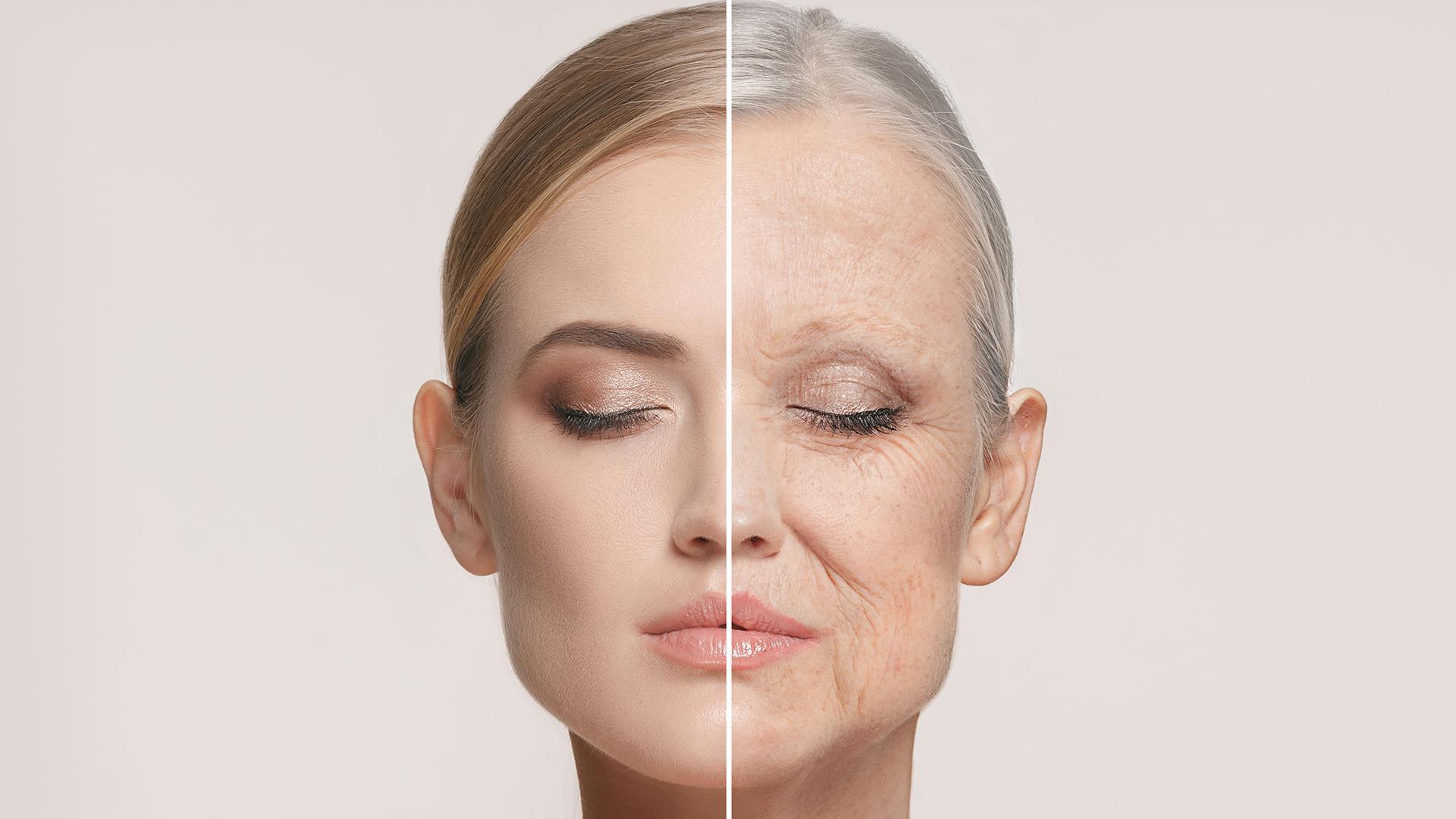 es natural que comiencen a aparecer los primeros signos de envejecimiento de la piel.