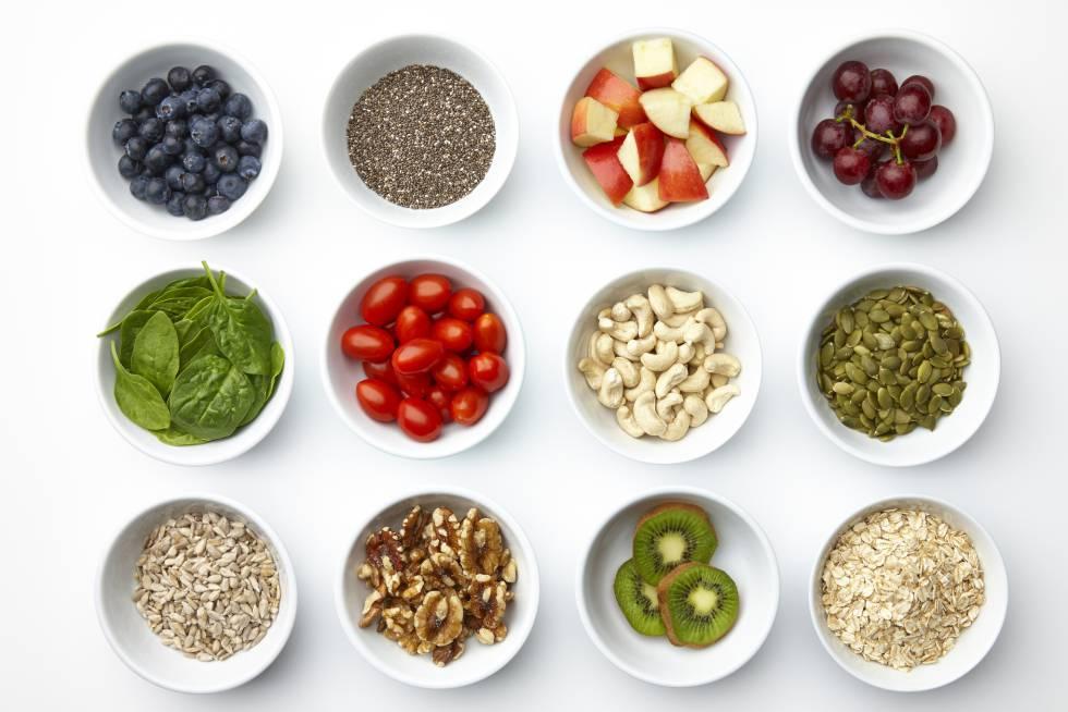 comestibles y suplementos