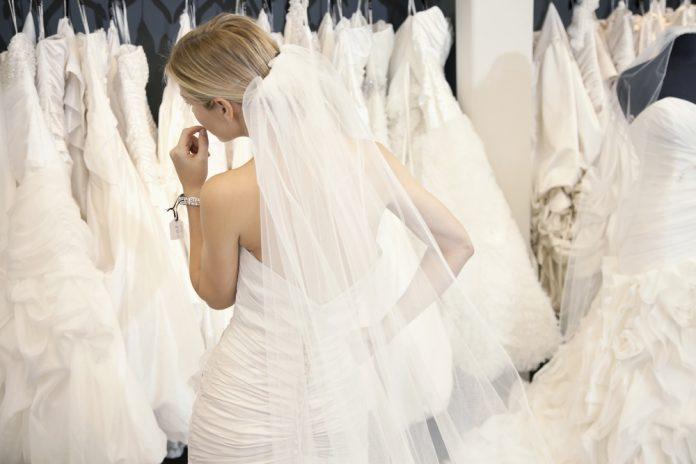 Como elegir vestidos de novia