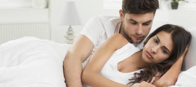 la depresión tras la relación íntima