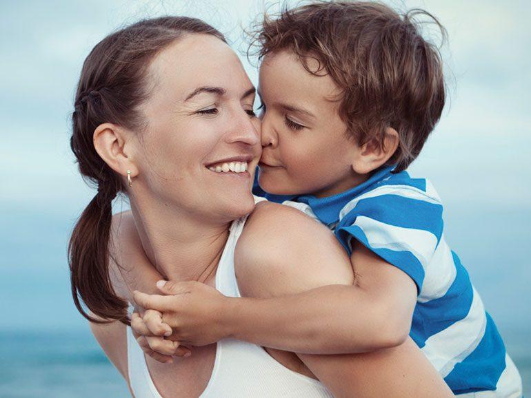 Ventajas de una buena relación madre e hijo