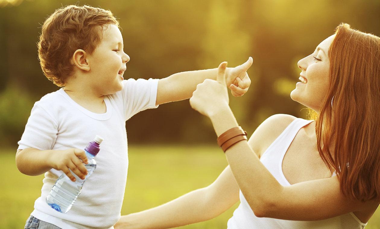 Una buena relación madre e hijo es algo que deberían tener todas las familias