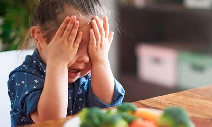 Los niños a menudo conocen sus propios estómagos mejor que nosotros.