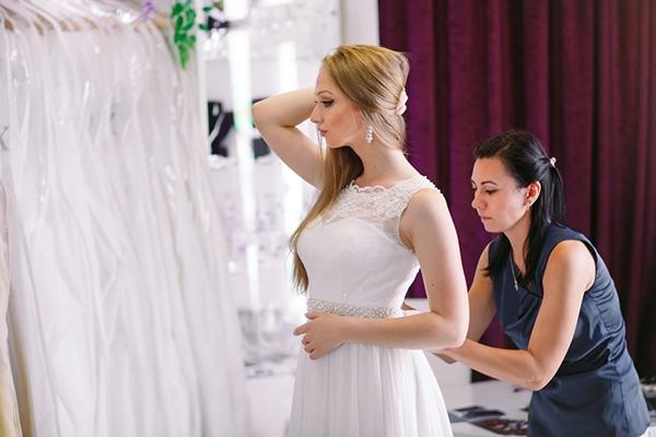 Como elegir un buen vestido de boda