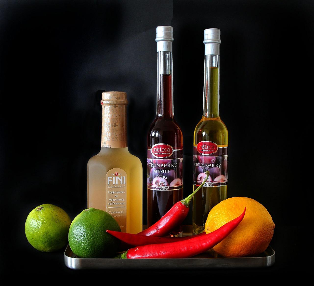 Enjuague de vinagre de sidra de manzana