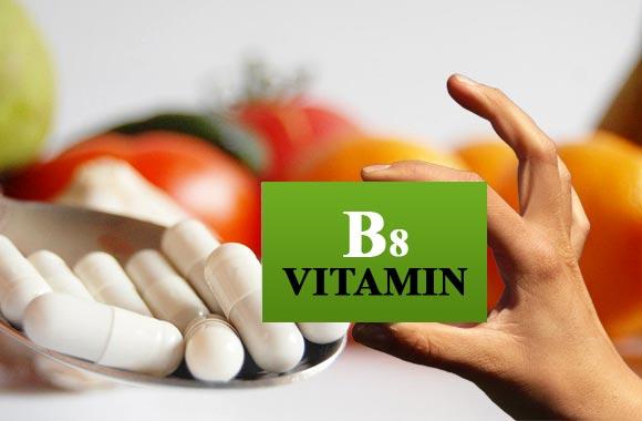 Conoce todo sobre la vitamina B8