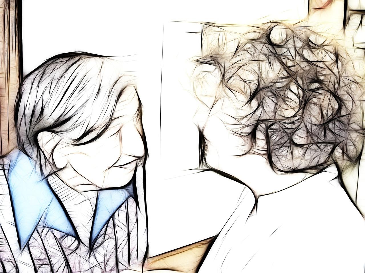 Los síntomas van más allá de la mera pérdida de la memoria