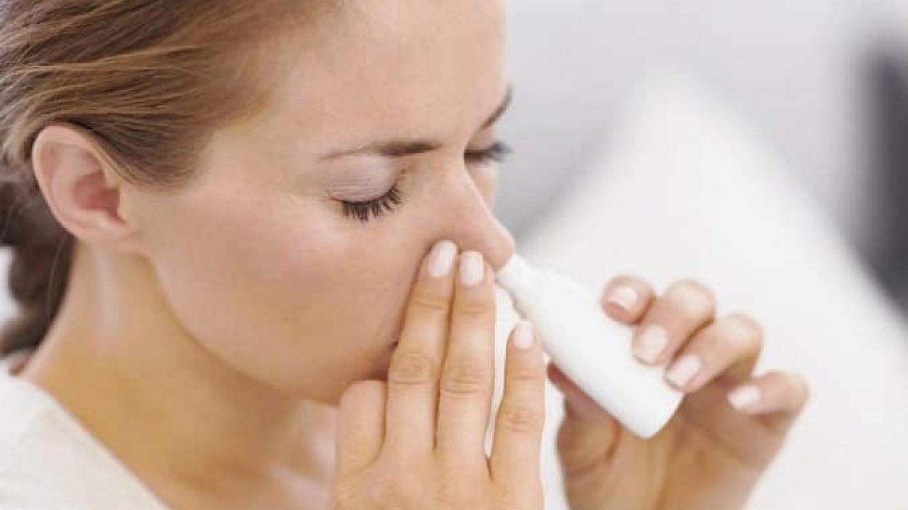 Método para un buen lavado nasal
