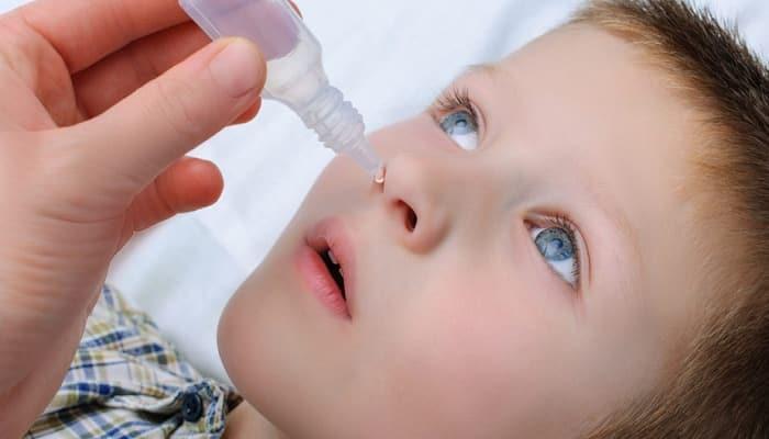 ¿De qué manera se aplica el lavado nasal?